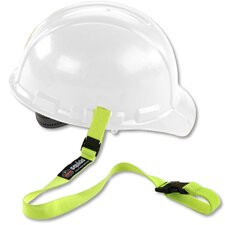 Squids Small Buckle Hard Hat Lanyard in Lime