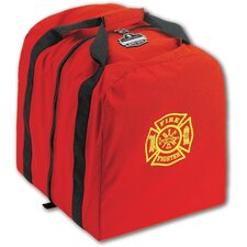 Arsenal Step-In Tall Gear Bag in Red
