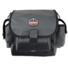 Arsenal 16-Pocket Aerial Tool Pouch in Black