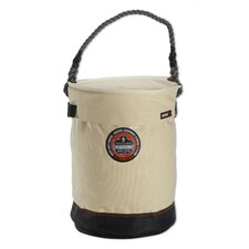 Arsenal 5730T Leather Bottom Bucket with Top in White