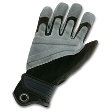 ProFlex 740 Fire and Rescue Rope Gloves in Black