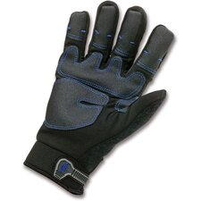 <strong>Ergodyne</strong> ProFlex 818WP Thermal Waterproof Utility Gloves in Black
