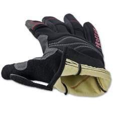 ProFlex 820CR Cut Resistant PVC Handler Gloves in Black