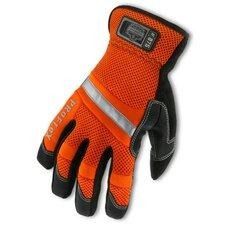 ProFlex 875 Hi-Vis Gauntlet Gloves in Orange