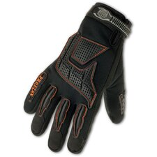 ProFlex 9015 Anti-Vibration Gloves with Dorsal Protection in Black