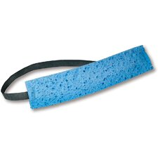 Chill-Its Sponge Sweatband in Blue