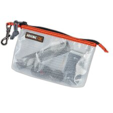 <strong>Ergodyne</strong> Arsenal Small Clear Zipper Bag in Clear