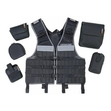 Arsenal 5590 Industrial MOLLE Vest Miner's Set
