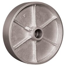 "Wheels - 8""x2"" steel wheel  1/2""i.d."