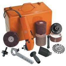 Fein - Professional Stainless Steel Polisher Systems Wpo 12-27E Professionalset: 232-Wpo-12-27E-Ps - wpo 12-27e professionalset