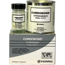 CORDOBOND® Strong Back Steel Putty - cordobond strong back steel putty