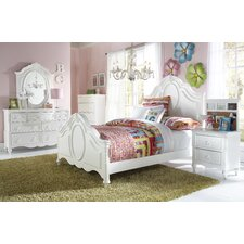 Sweet Heart Panel Bedroom Collection