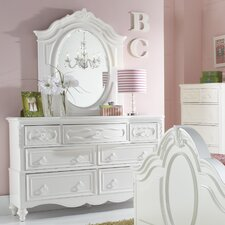 Sweet Heart 7 Drawer Dresser