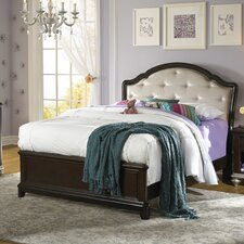 Girls' Glam Panel Bed