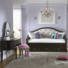 Girls' Glam Daybed Bedroom Collection