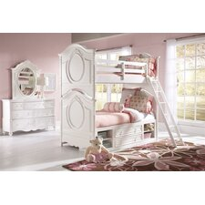 Sweet Heart Bunk Bed