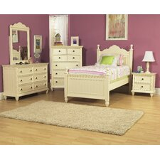 <strong>Samuel Lawrence</strong> Meadowbrook Kids Panel Bedroom Collection
