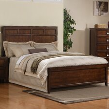 Bayfield Panel Bed