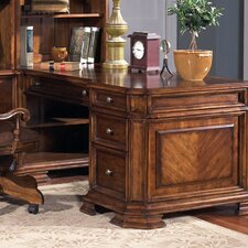 Madison Credenza Desk Office Suite