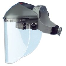 High Performance® Faceshield Headgears - high performance faceshield less window w/4""