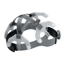 <strong>Fibre-Metal</strong> Web Suspension Headgear With Ratchet Headband