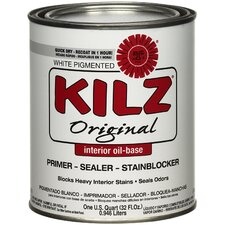 Quart Kilz® Original Interior Oil Based Sealer-Primer-Stainblocker