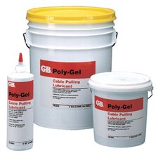 Poly-Gel™ Cable Pulling Lubricants - poly gel pull lube 1 quart bottle