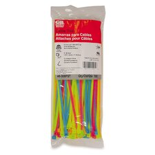 "8"" Neon Cable Ties"