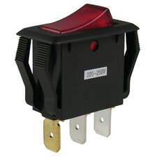 Rocker Lighted Switch