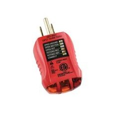 <strong>Gardner Bender</strong> Ground Fault Receptacle Testers - gfci outlet tester  120vac