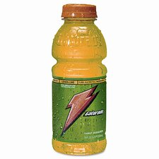 Sports Drink, 20 Oz. Plastic Bottles, 24/Carton