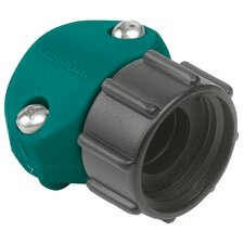 "Female Coupling for 0.63"" and 0.75"" Hose"