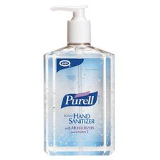 Hand Sanitizers - 8-oz. purell instant hand sanitizer w/pump