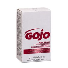 <strong>Gojo</strong> Spa Bath Body and Hair Shampoo, Herbal Scent in Rose