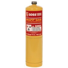 <strong>Goss</strong> Disposable Cylinders - 16oz