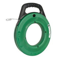Greenlee - Magnumpro Fish Tapes Fishtape Steel-125': 332-Fts438-125 - fishtape steel-125'