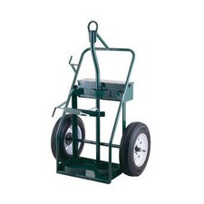 "950 Series Extra Heavy-Duty Continuous Handle With Lift Ring For Large Cylinders With 21"" Tubeless Pneumatic Wheels"