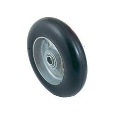 "8"" X 2 1/4"" Mold-On Balloon Rubber Wheel"