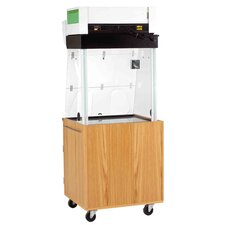 <strong>Diversified Woodcrafts</strong> Mobile Fume Hood Station