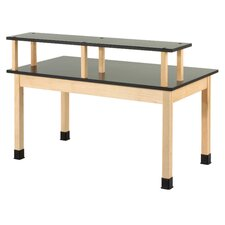<strong>Diversified Woodcrafts</strong> Fixed Height Riser Table
