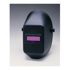 "900 Ultra-Light® Thermoplastic Welding Helmet With 117A Headgear And 2"" X 4 1/4"" Aluminum Rigid Lens Holder"