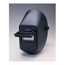 "900 Ultra-Light® Thermoplastic Welding Helmet With 117A Headgear And 2"" X 4 1/4"" Plasic Lift Front Lens Holder"