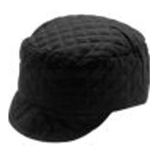 Quilted Shop Cap Size 7