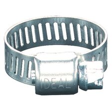 "62P Series Small Diameter Clamps - 1/2"" to 1"" micro-gear hose clamp"