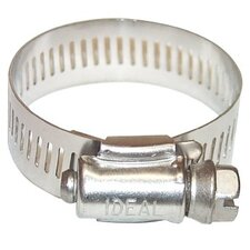 "64 Series Worm Drive Clamps - 64 combo hex 3/8 to 7/8""hose clamp"