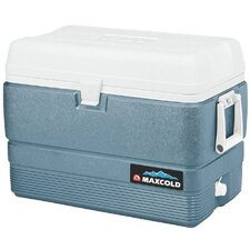 Igloo - Maxcold Series Ice Chests 50 Qt Maxcold Ice Blue 2P: 385-13018 - 50 qt maxcold ice blue 2p
