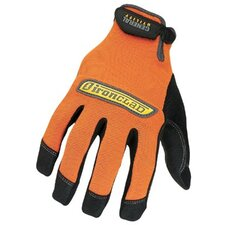 General Utility™ Gloves - 11114-6 safety orange general utility large
