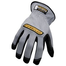 WorkForce™ Slip-Fit Gloves - 07004-7 workforce grayglove large