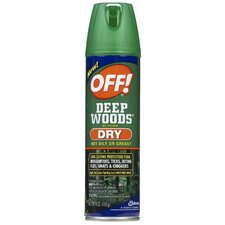 <strong>Off</strong> 4 Oz Deep Woods Dry Insect Repellent