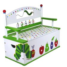 The Very Hungry Caterpillar Kids Bench Seat